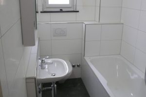 Das neue elegante Bad